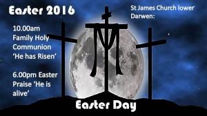 Easter Sunday in Lower Darwen