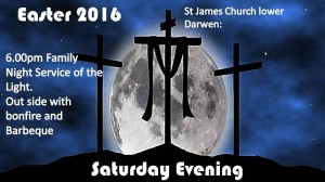 Easter Saturday at St James