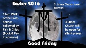 Good Friday Events at St James