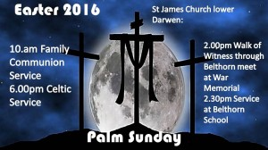 Easter events in Lower Darwen