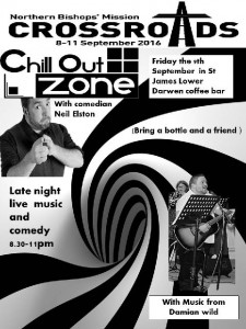 late night comedy event at st james lower darwen