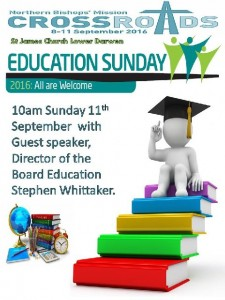 Education Sunday