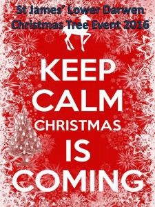 christmas events in lower darwen