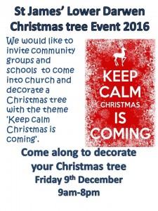 st james church christmas event