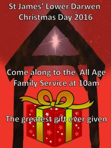 Christmas Day Family Service
