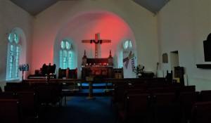 st james church over darwen