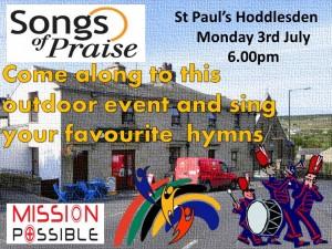 Songs of Praise Hoddlesden