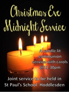 Christmas Midnight Service