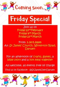 family event in over darwen