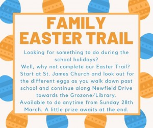 Family Easter Trail